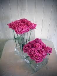 تنسيق الورود في الفازات وغيرها الإبداع خيال لا حدود له ديكور بلس