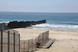Border Fence Picture Of Border Field State Park San Diego Tripadvisor