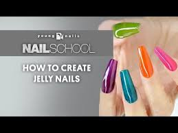 jelly nails the hottest nail look of