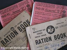 Rationing in Britain during World War 2