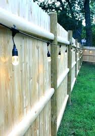 Fence Post Solar Light Caps Adamhomedesign Co