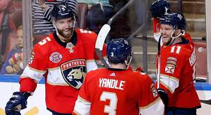 4 things we learned in the NHL: Panthers' Aaron Ekblad joins elite ...