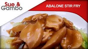 Abalone Stir Fry Recipe - YouTube