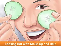 how to make yourself look beautiful