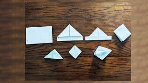 How To Make A Paper Boat at Pemberley - YouTube