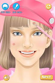 princess makeup salon s games for