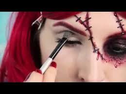 chucky doll makeup tutorial
