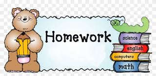 Image result for teddy bear homework clip art