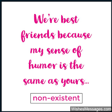 funny messages for friends friendship quotes com