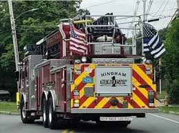 Local Police Fire Departments Grapple With Use Of Thin Blue Line Flags News The Enterprise Brockton Ma Brockton Ma