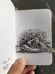 penandink #bush #sketchbook | wendi gray | Flickr