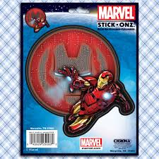Marvel Iron Man Decal Car Window Decal Sticker