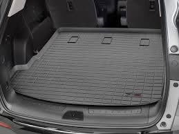 cargo mat and trunk liner for cars suvs