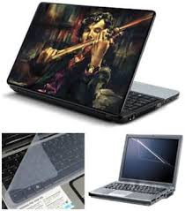 Buy Finearts Sherlock Holmes Laptop Skin For 15 6 Inch Laptop Screen Guard Keyboard Protector Online At Low Prices In India Paytmmall Com