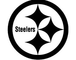Steelers Car Decal Etsy
