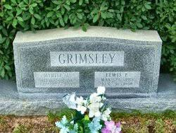 Myrtle Jackson Grimsley (1920-1971) - Find A Grave Memorial