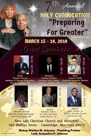 2018 Holy Convocation - DelmarvaLife