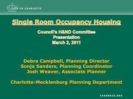 Debra Campbell, Planning Director Sonja Sanders, Planning Coordinator Josh  Weaver, Associate Planner