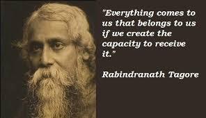 rabindranath tagore quotes sayings tagore inspirational
