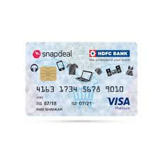 hdfc card bank offers at snapdeal