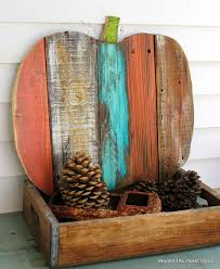Beyond The Picket Fence Scrappy Pumpkin Fall Crafts For Adults Fall Crafts Diy Fall Crafts