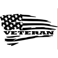 Amazon Com Us Veteran Military Vinyl Car Decal Sticker 1322 Vinyl Color White Automotive