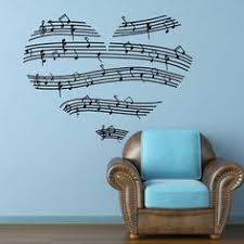 100 Music Wall Decals Ideas Music Wall Decal Music Wall Wall Decals