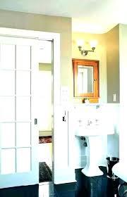 bathroom pocket doors jamesdelles com