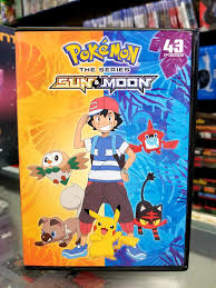 Pokemon Sun & Moon The Series - Movie Galore