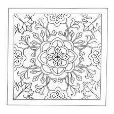 Mandala Met Bloemen Kleurplaat Gratis Kleurplaten Printen
