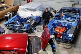 Fca Mechanic Dave Dudek Transforms Muscle Cars In Macomb County
