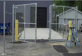 How To Setting Chain Link Posts America S Fence Store