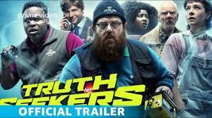 Truth Seekers review: Simon Pegg and ...
