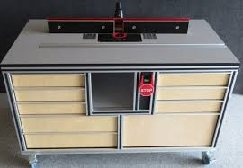 My Diy Router Table With Drawers And Dust Collection From Start To Finish