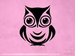 Owl Decal Bird Decal Owl Mural Decor Vinyl Sticker Wall Decals Laptop Car Ebay