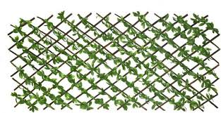 Decorative Expandable Wicker Wooden Fence With Green Leaves Artificial Plants For Indoor Outdoor Wall Decoration Garden Decoration Fence Price In Saudi Arabia Souq Saudi Arabia Kanbkam