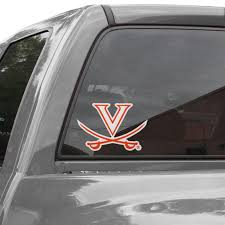 Virginia Cavaliers Wincraft 6 X 6 Color Decal