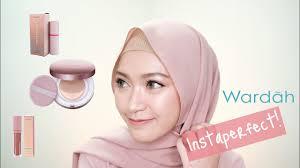 wardah instaperfect one brand makeup