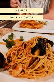 Venice italy food, Seafood pasta