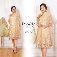 Contoh model baju batik kombinasi brokat untuk wanita masa kini dengan desain modern terbaru lebih simpel untuk lengan panjang dan pendek. Dress Brokat Home Facebook