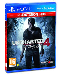 Uncharted 4: A Thief's End PS4 ...