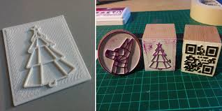 it s easy to make a 3d printed stamp