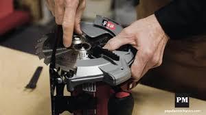 Circular Saw Tips How To Use A Circular Saw