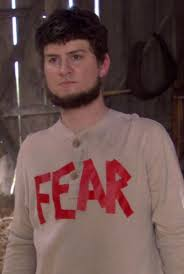 Literally just a picture of Mose Schrute : DunderMifflin