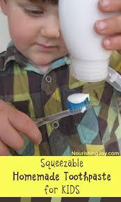 squeezable homemade children s