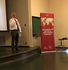 Dr. Paul Rosenbloom seminar   USC CAIS