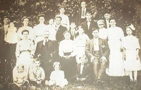Samuel and Priscilla Cox Finnegan Family