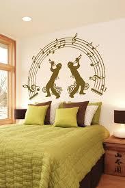 Wall Decals Trumpet Duo Walltat Com Art Without Boundaries