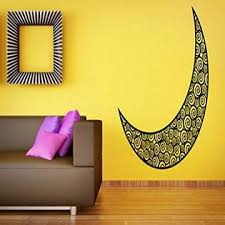 Cooldecals4u Wall Stickers Vinyl Decal Home Decor Fantasy Kids Magic Stars Moon 8rty