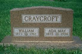 Ada M. Davidson Craycroft (1875-1956) - Find A Grave Memorial